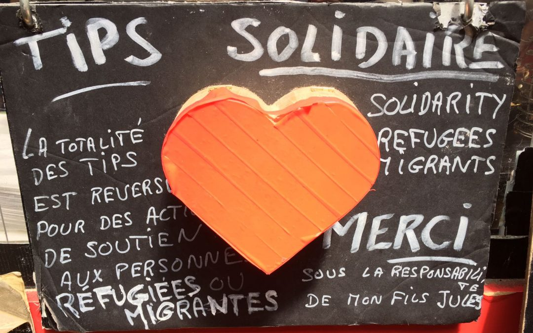 Solidarity Tips in French